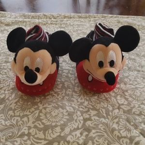 Other - Mickey Mouse Toddler Kids Slippers